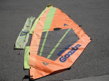 S3.9 Gaastra Freestyle 396-470 152 Good AH
